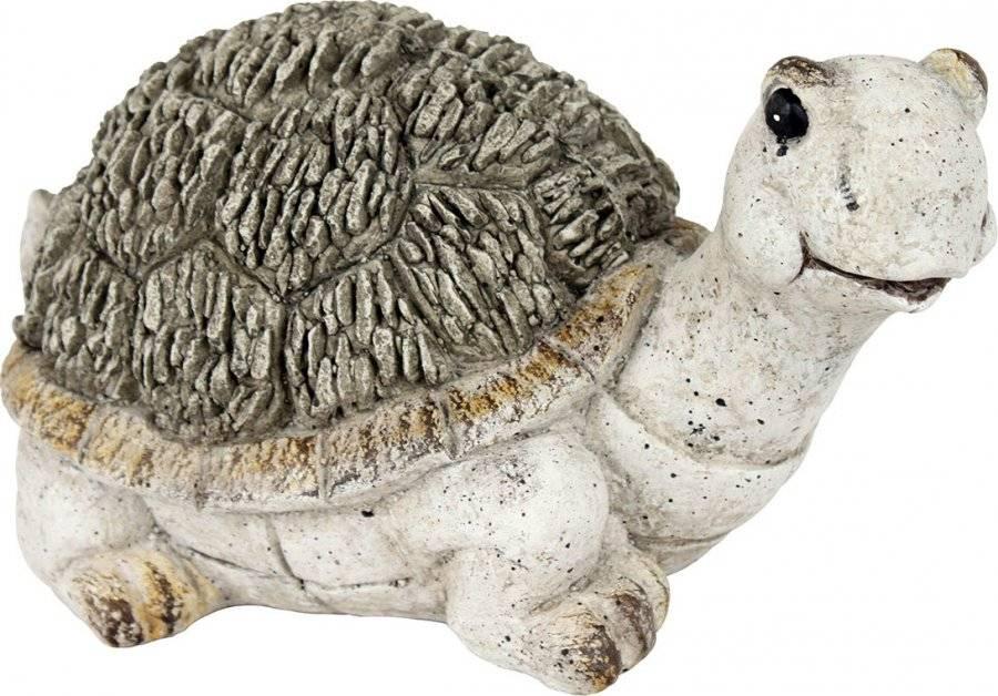 Želva, MgO keramika, zahradní dekorace KEM687908 Art