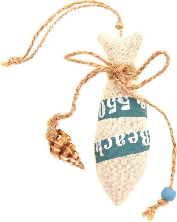 Ryba, textilní dekorace na pověšení KLA302 Art