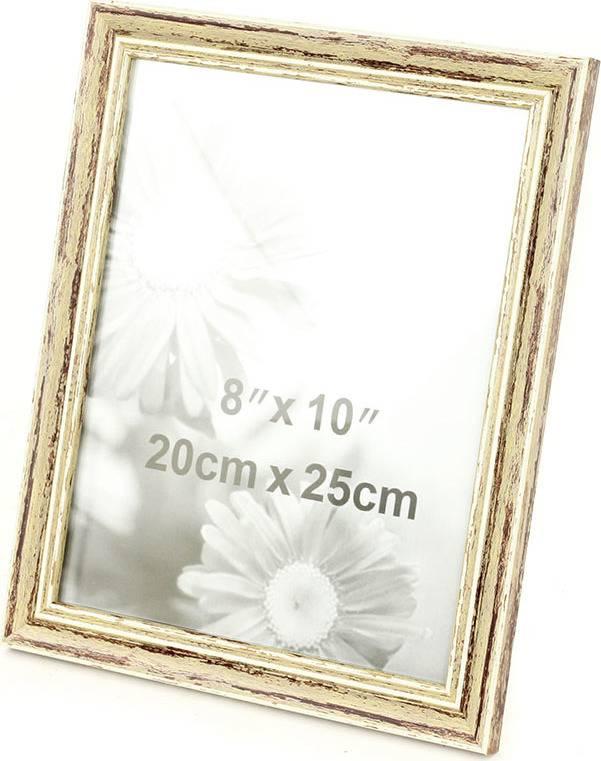 Fotorámeček plastový, foto velikost 20x25 cm NB-3572 Art