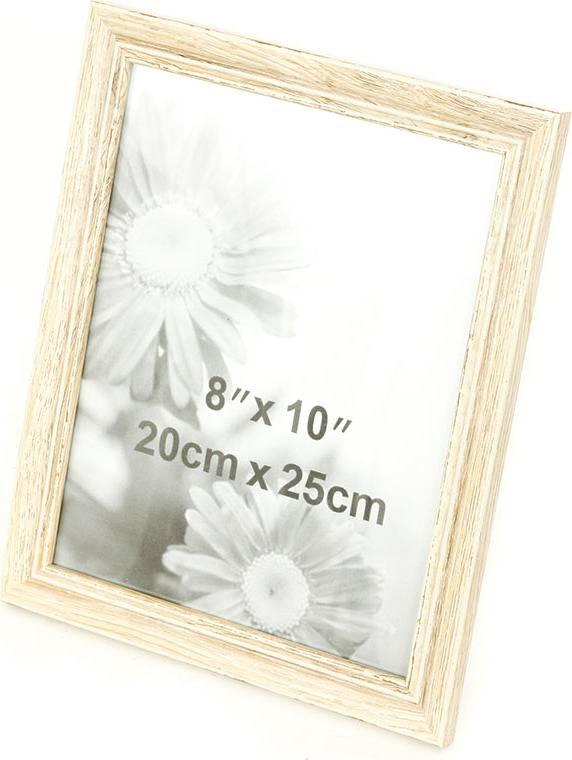 Fotorámeček plastový, foto velikost 20x25 cm NB-3574 Art