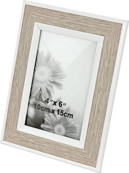 Fotorámeček plastový, foto velikost 10x15 cm NB-3581 Art