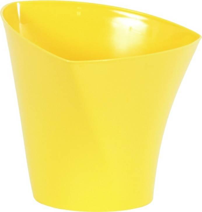Obal na květiny plastový - barva žlutý PLP003-17 YEL Art