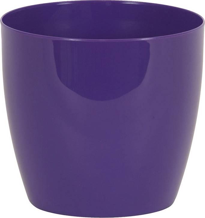 Obal na květiny plastový - barva fialová PLP006-18 PUR Art