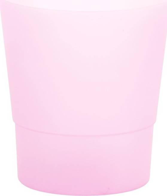 Obal na orchideje plastový - barva růžová PLP007-14 PINK Art