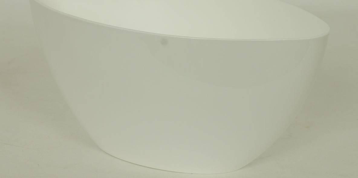 Obal plastový PLP013-21 WHITE Art