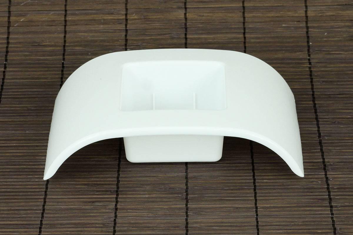 Miska aranžovací plastová IK0 PLP016-1 WHITE Art