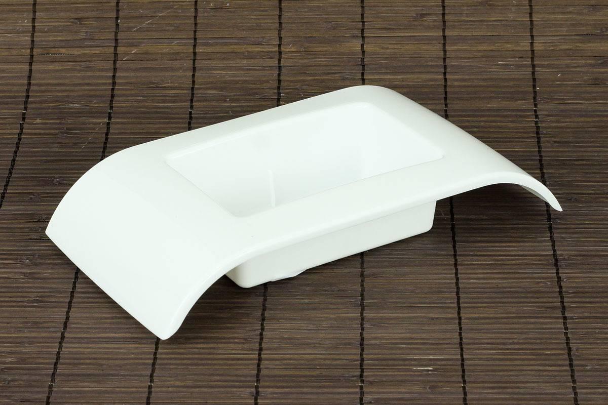 Miska aranžovací plastová IK1 PLP016-2 WHITE Art