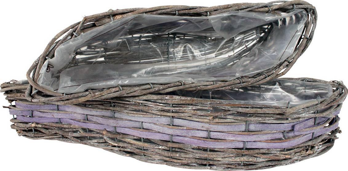 Košík proutěný sada 2ks PRB673413 Art