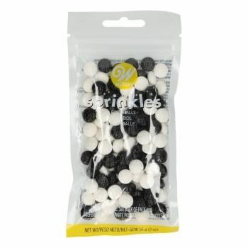 Cukrové sypání fotbalové míče - Wilton