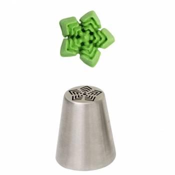 Dekorační špička 3D hvězda Nozzle