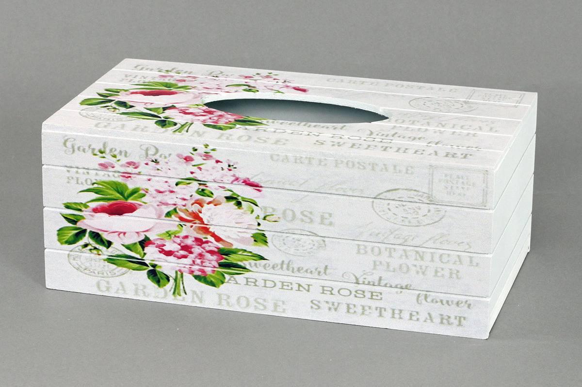 Krabička na kapesníky,MDF KP8750 Art