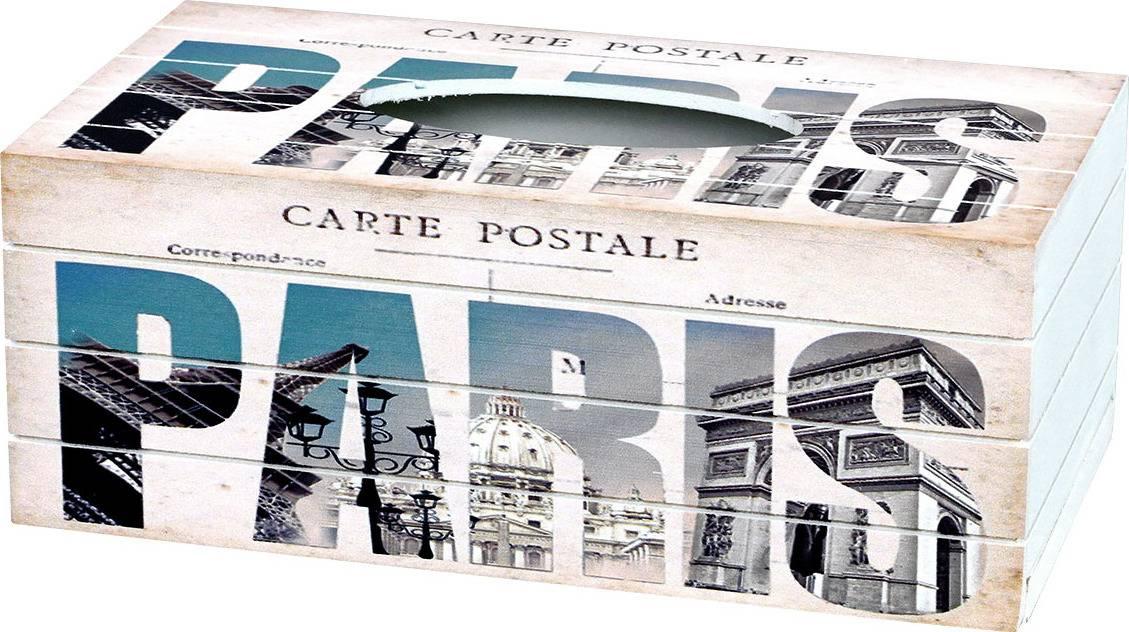 Krabička na kapesníky,MDF KP8753 Art
