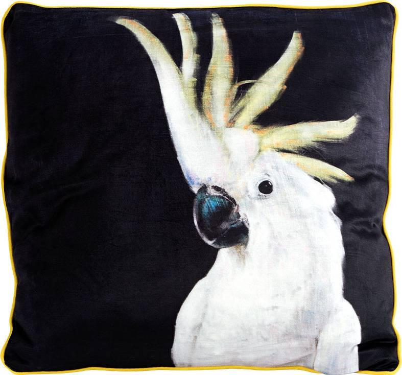 Polštář s výplní. Papoušek. POL508 Art