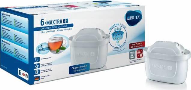 MaxtraPlus 5+1 Pack 1025371 Brita