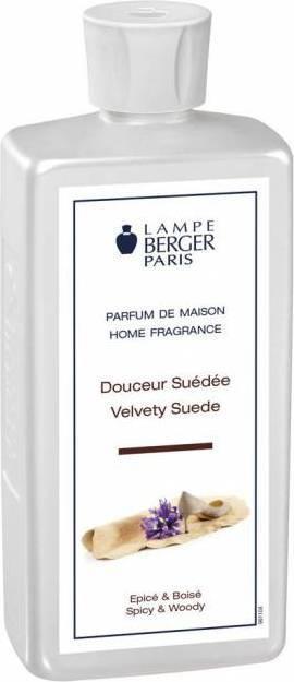 Velvety Suede / Sametové pohlazení 500ml 115182 Lampe Berger