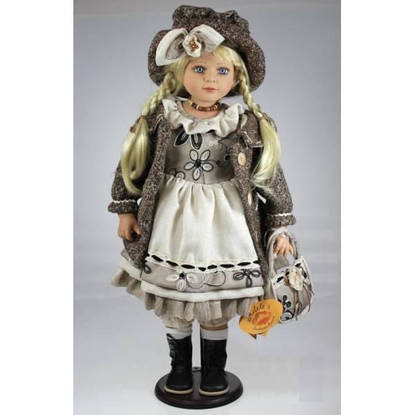 Vinylová panenka Michelle - 72 cm - IntArt