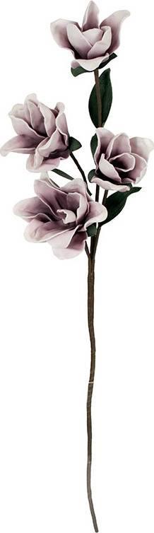 Magnolie. Květina umělá pěnová. K-002 Art