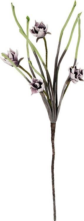 Magnolie drobnokvětá. Květina umělá pěnová. K-003 Art