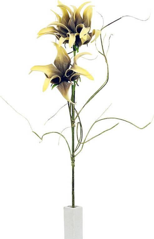 Gloriosa. Květina umělá pěnová. K-035 Art