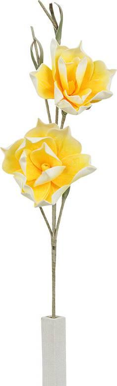 Magnolie. Květina umělá pěnová. K-040 Art
