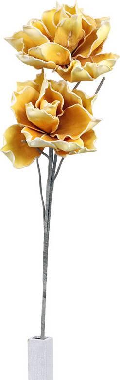 Magnolie. Květina umělá pěnová. K-044 Art