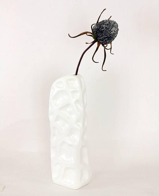 yčok šedo-hnědý, umělá květina pěnová K-114 Art