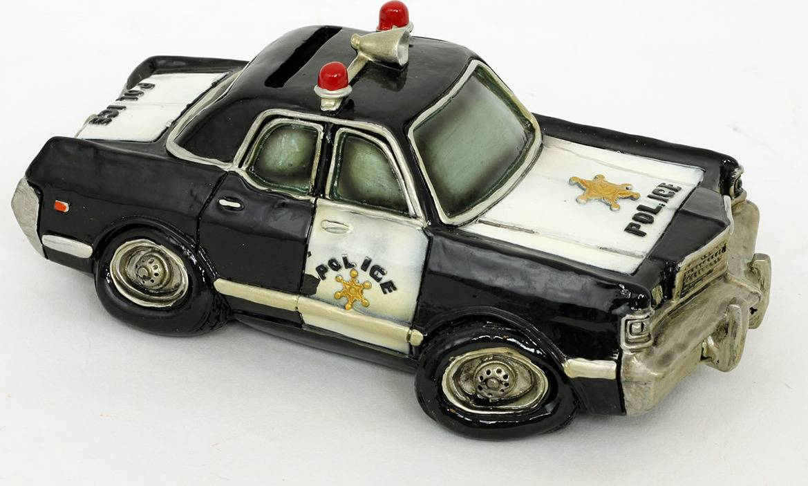 Kasička - policejní auto KAS715939 Art