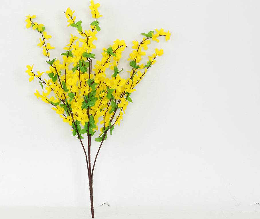 Umělé květiny - puget zlatého deště (4větve) PUG815615 Art
