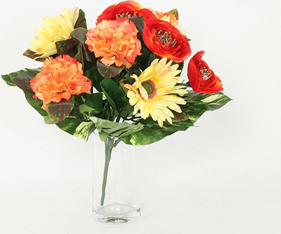 RB-3440-9 - Puget umělých květin RS607 Art