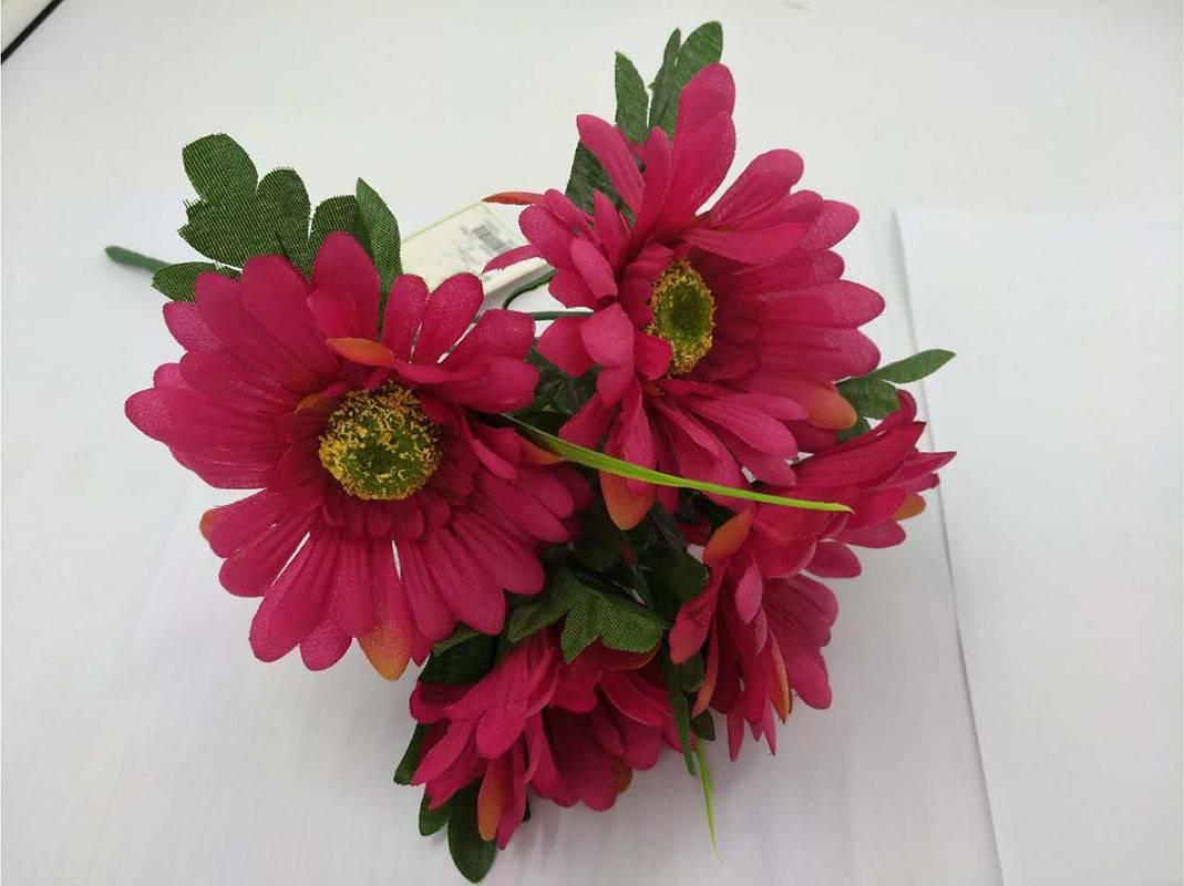 Květina umělá - gerbera puget UK-086 Art