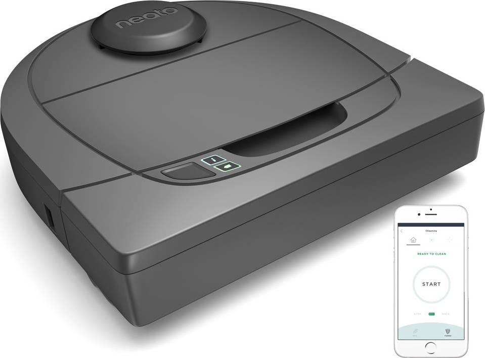 Botvac D3 Plus Connected robotický vysavač D303 Neato
