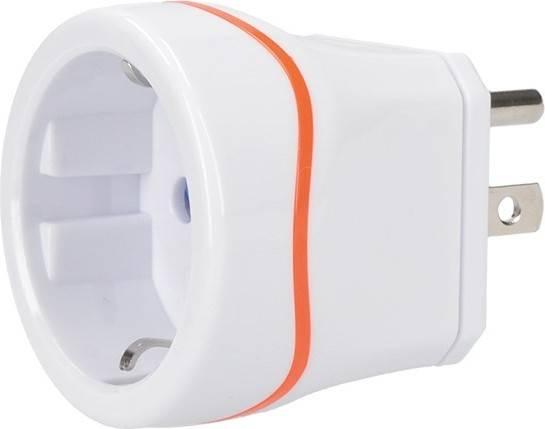 cestovní adaptér pro použití v USA PA01-USA Solight