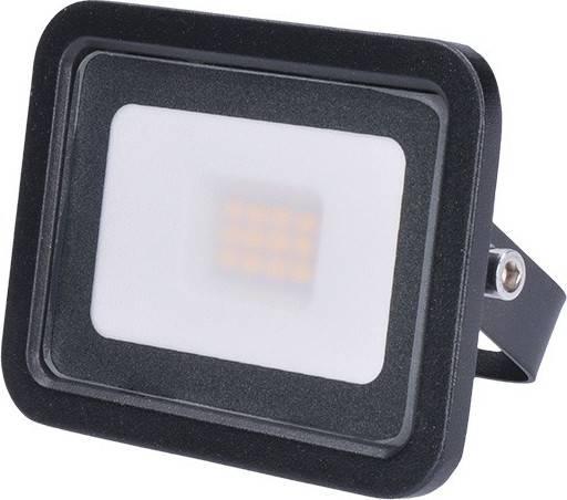 LED venkovní reflektor Eco, 10W, 650lm, 4000K, černý WM-10W-K Solight