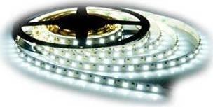 LED světelný pás, 5m, SMD5050 60LED/m, 14,4W/m, IP65, studená bílá WM604 Solight