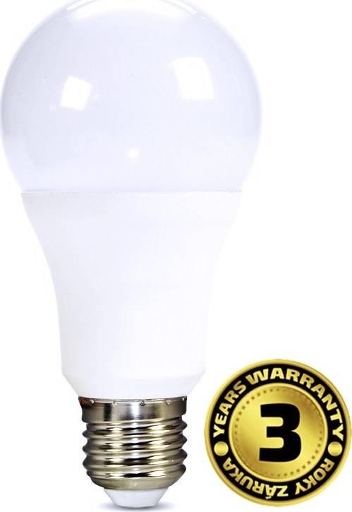 Solight LED žárovka klasický tvar 15W E27 3000K 270° 1220lm Teplá bílá