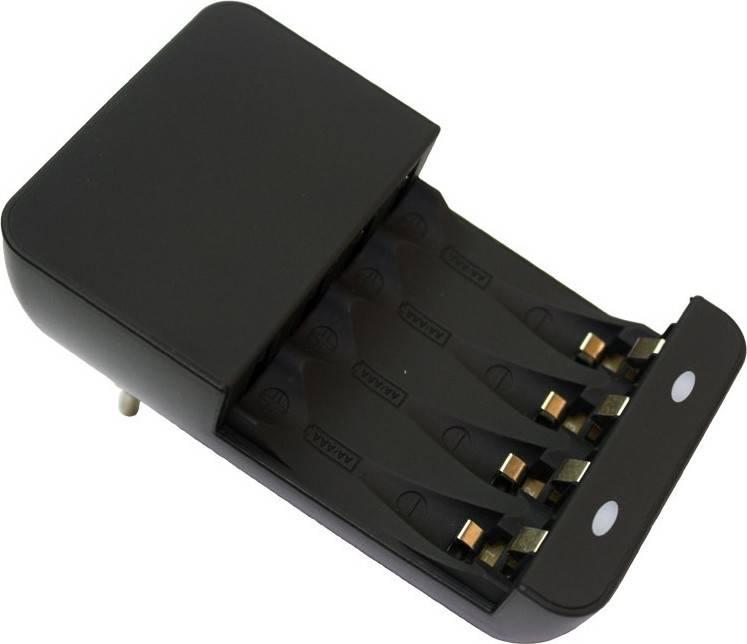 nabíječka, AC 230V, max. 180mA, 2 kanály, AA/AAA DN22 Solight