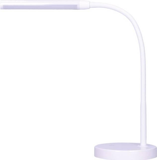 LED stolní lampička, 4W, stmívatelná, 4500K, bílá barva WO52-W Solight