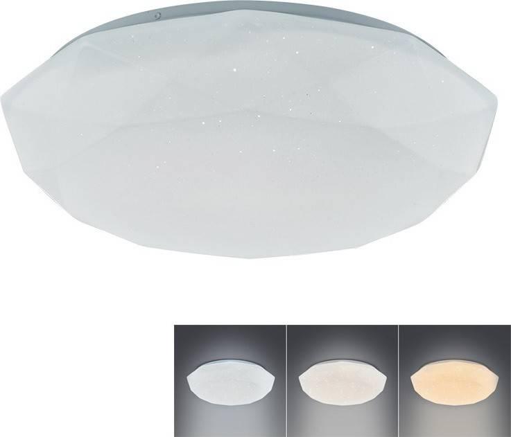 Fotografie LED osvětlení DIAMANT, volitelná chromatičnost, 18W, 1350lm, IP20 WO721 Solight