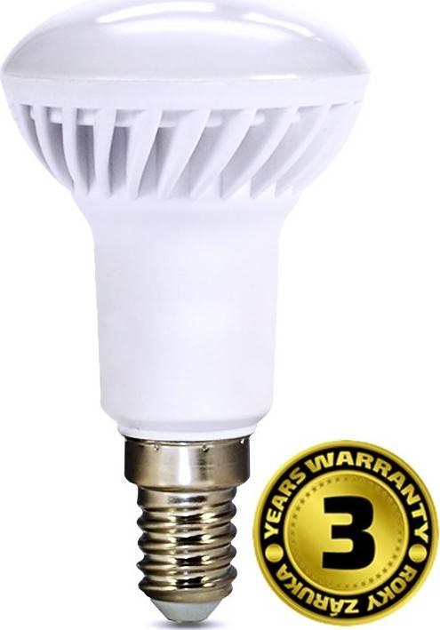 Žárovka LED WZ414 reflektorová, R50, 5W, E14, 4000K, 400lm, bílé provedení WZ414 Solight