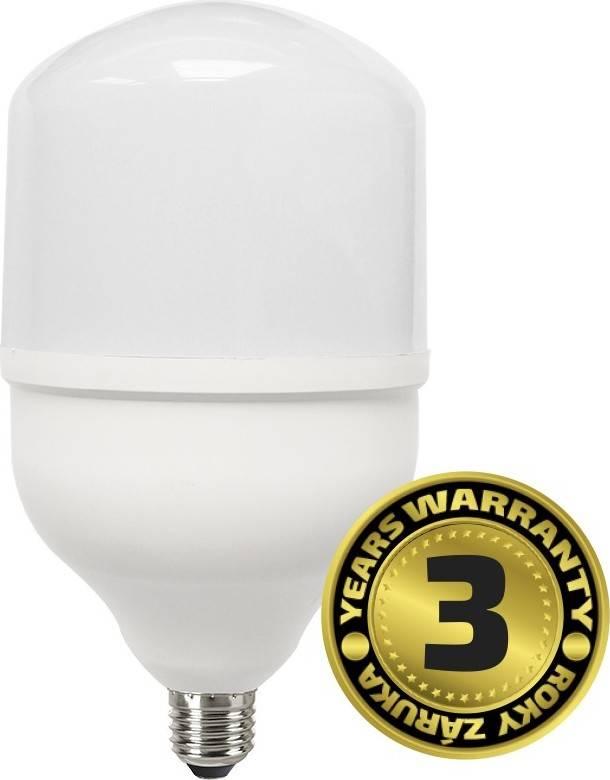 SOLIGHT LED žárovka 35W E27, T120, denní bílá