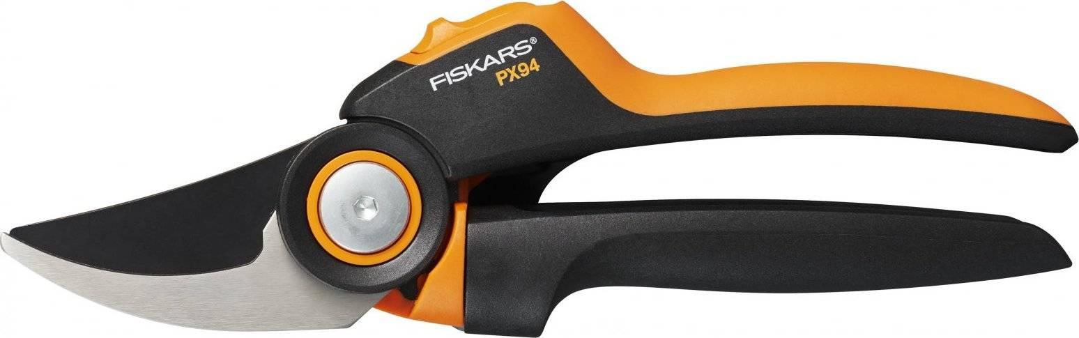 Nůžky zahradní převodové PowerGear X dvoučepelové (L) 1023628 Fiskars