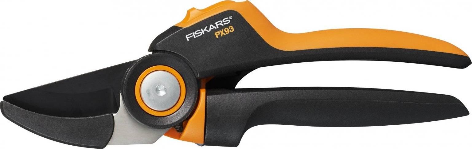 Nůžky zahradní převodové PowerGear X jednočepelové (L) 1023629 Fiskars