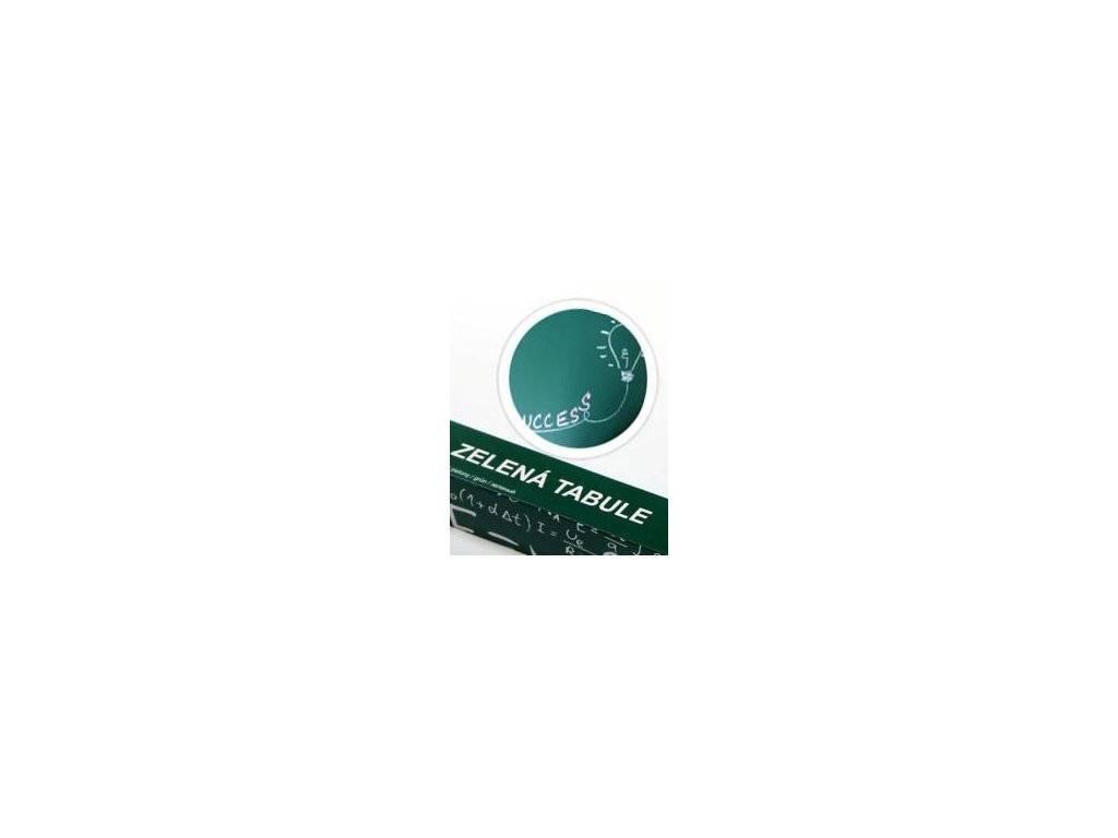Zelená nalepovací tabule 45x150cm - Nalepovací tabule