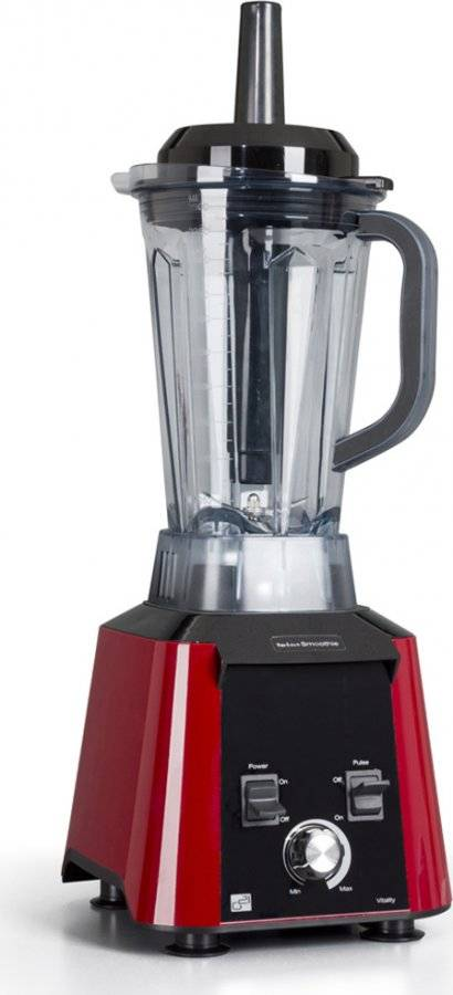 Blender G21 Perfect smoothie Vitality red + dárek k nákupu