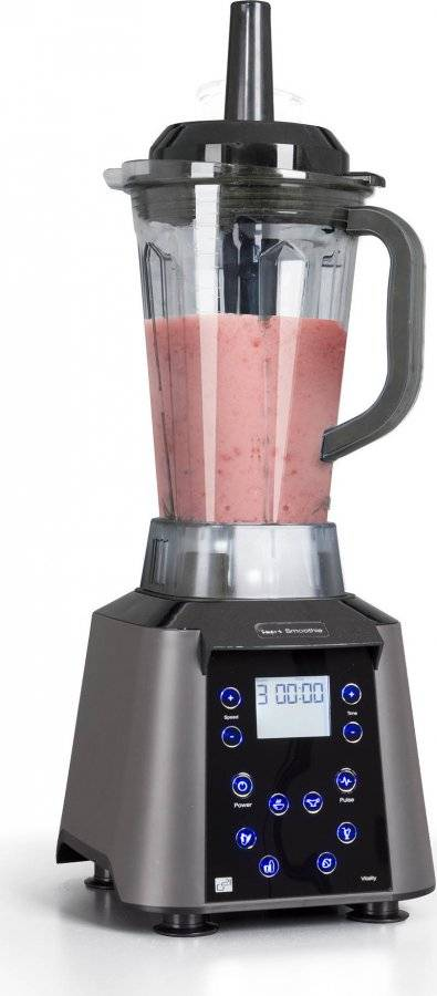 Blender Smart smoothie, Vitality graphite black 6008127 G21