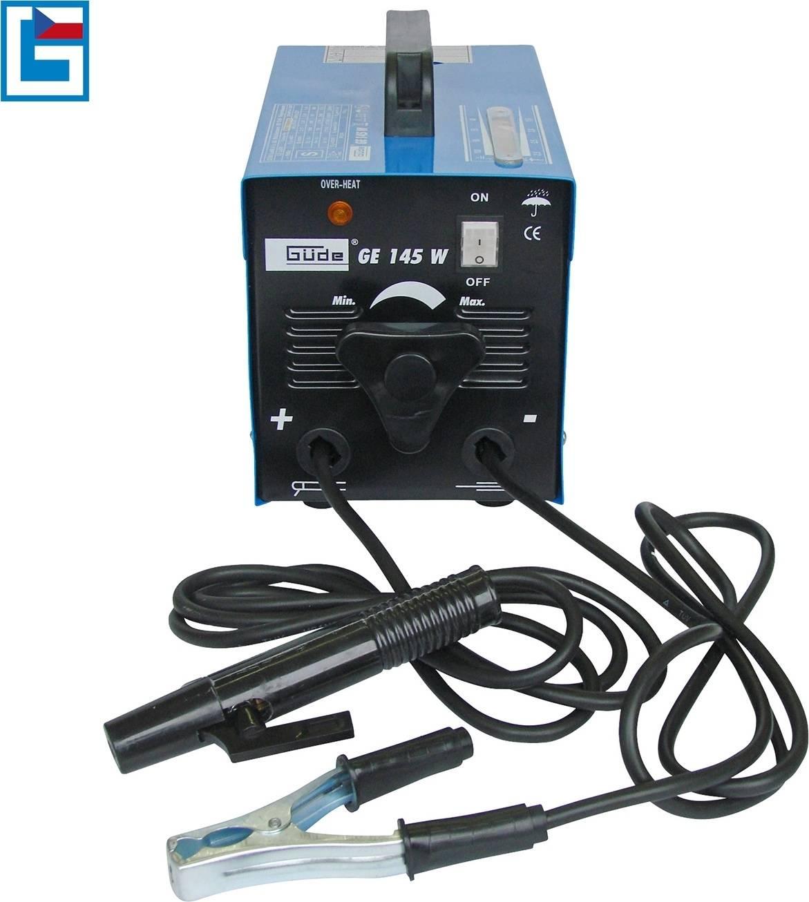 Elektrodová svářečka  GE 145 W/A 20001 GÜDE