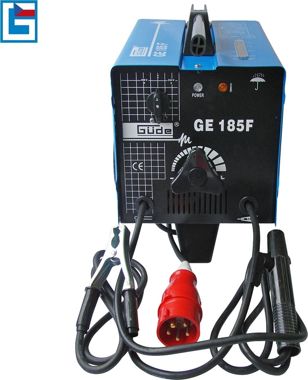 Elektrodová svářečka GE 185 F 20004 GÜDE