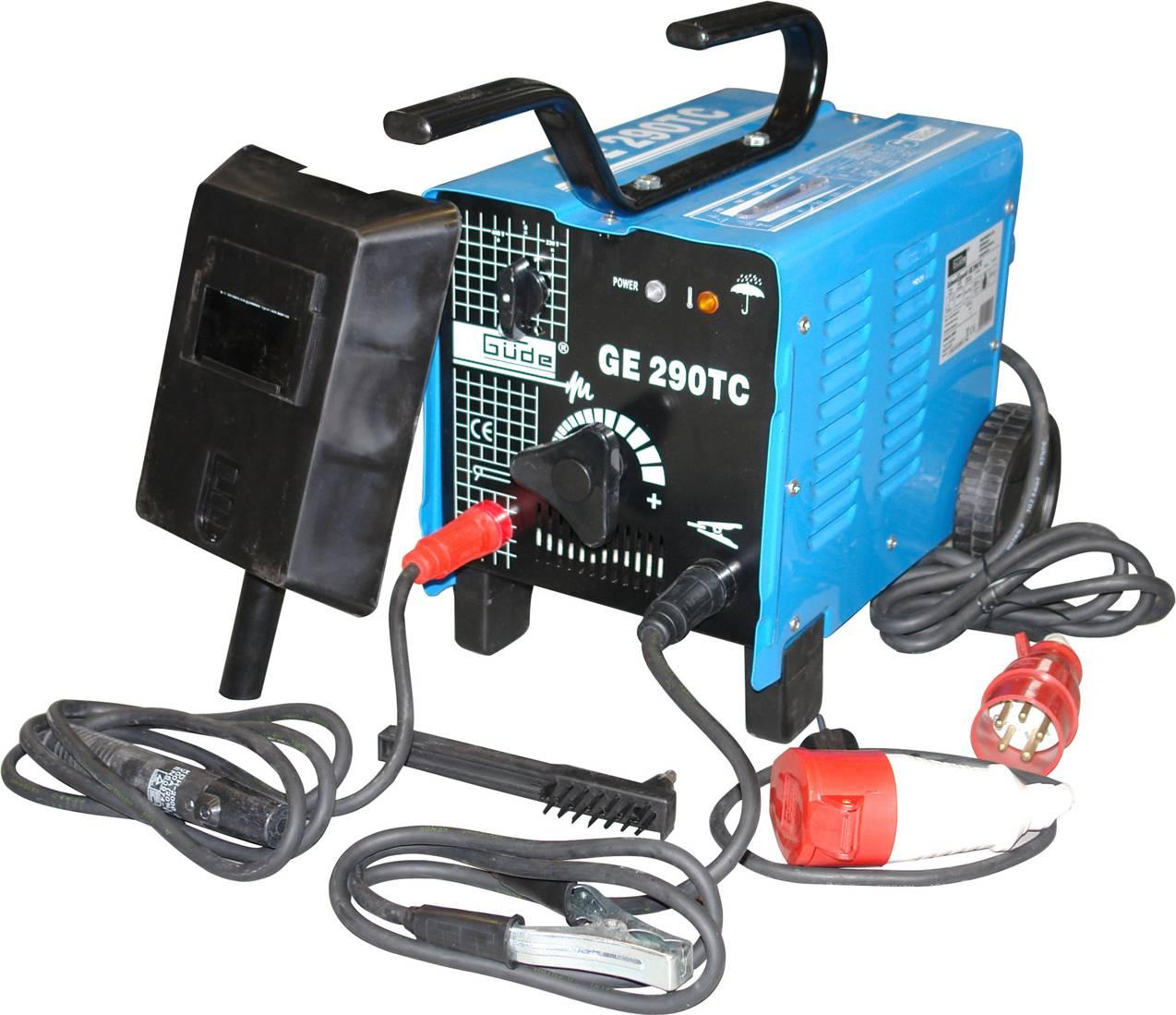 Elektrodová svářečka GE 290 TC 20007 GÜDE