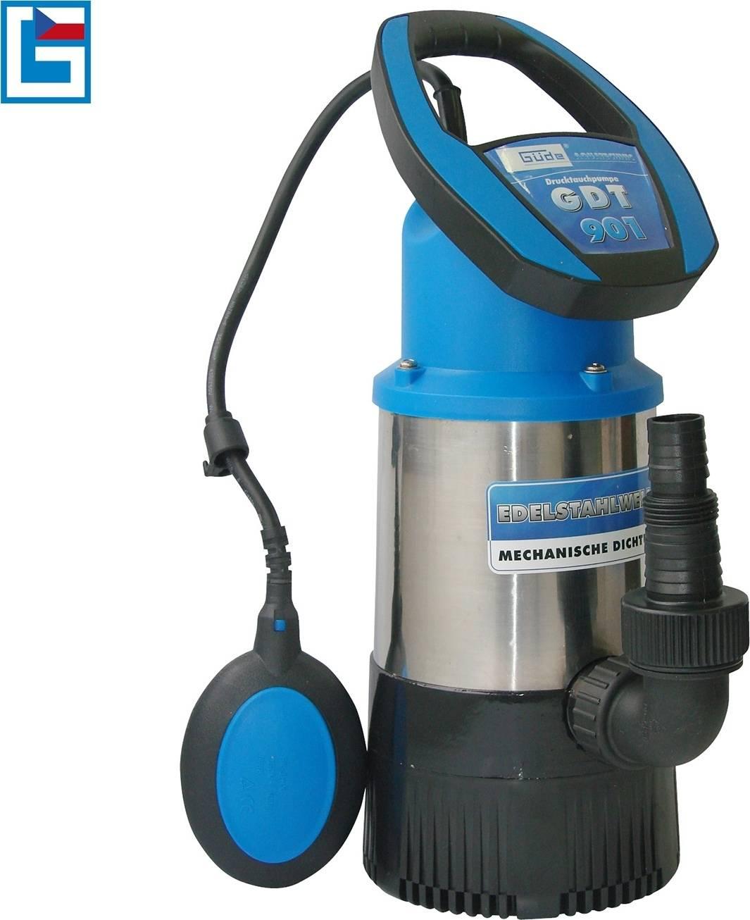 Ponorné tlakové čerpadlo  GDT 901 94246 GÜDE