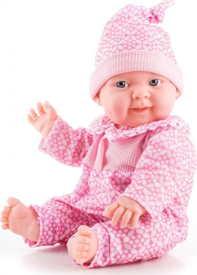 Hračka Panenka Gia 35 cm, světle růžové doplňky 60026075 G21